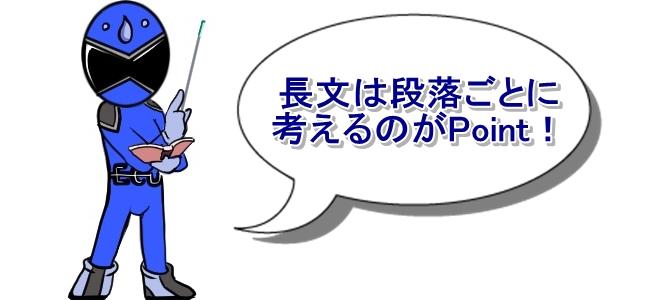 英語 長文