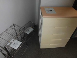 中野区のリサイクル展示室