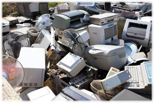 家電をお得に処分する方法。お小遣いゲット&パソコンの安全な捨て方
